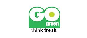 Go Green - logo