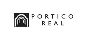 Portico Real - logo