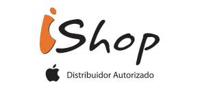 iShop - logo
